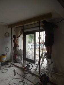 Rückbau altes Fenster Wiederkehr